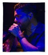 Ronnie Romero 18 Fleece Blanket