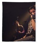 Ronnie Romero 9 Fleece Blanket
