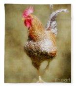 Rooster Jr. Fleece Blanket