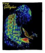Cosmic Light 2 Fleece Blanket
