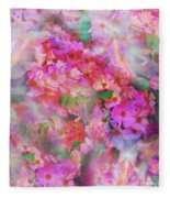 Rose Devas Fleece Blanket