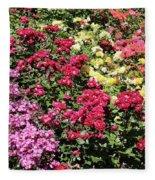 Rose Hill Fleece Blanket