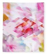 Roselique Dimension Fleece Blanket