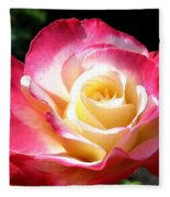Roses 7 Fleece Blanket