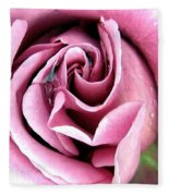 Roses Roses Fleece Blanket