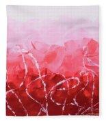 Rosie Ropes Fleece Blanket
