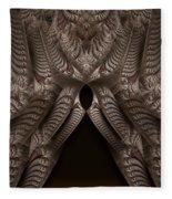 rotl_07a Lady Of the Choice 1 Fleece Blanket