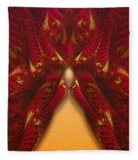 rotl_07c Lady Of the Choice 3 Fleece Blanket