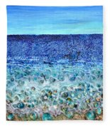 Rough Sands Fleece Blanket