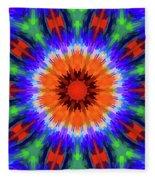 Row Fleece Blanket