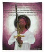 Royal Priesthood Fleece Blanket