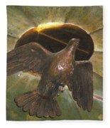 Ruacha - Ruach - Holy Spirit Fleece Blanket