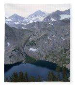 Ruby Lake Fleece Blanket