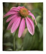 Rudbeckia Morning Fleece Blanket