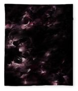 Rulers Of The Night Fleece Blanket