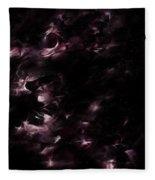 Rulers Of The Night Fleece Blanket