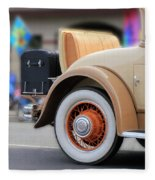 Rumble Seat Fleece Blanket