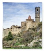 Rupit I Pruit In Catalonia Fleece Blanket