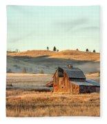Rural Decay Fleece Blanket