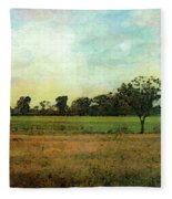 Rural Landscape 5904 Idp_2 Fleece Blanket