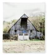 Rush Creek Farm Fleece Blanket
