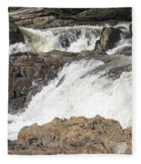 Rushing Fleece Blanket