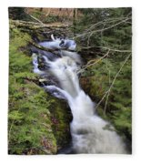 Rushing Montgomery Brook Fleece Blanket