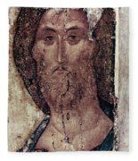 Russian Icons: The Saviour Fleece Blanket