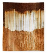 Rust 03 Fleece Blanket