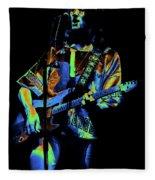 S#33 Enhanced In Cosmicolors #2 Fleece Blanket