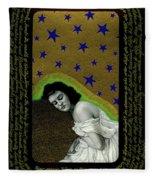Sacred Futures Unborn Fleece Blanket