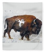Sacred Gift Fleece Blanket