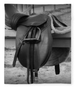 Saddle Up Fleece Blanket