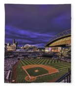 Safeco Field Fleece Blanket