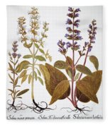 Sage, 1613 Fleece Blanket