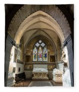 Sage Chapel Memorial Room Fleece Blanket