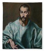 Saint James The Elder Fleece Blanket
