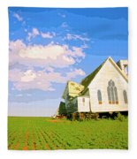 Saint John Fleece Blanket