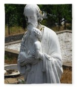 Saint Joseph Fleece Blanket