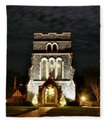 Saint Lukes East Hampton Fleece Blanket
