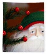 Saint Nicholas Fleece Blanket