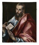 Saint Paul Fleece Blanket