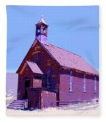 Saint Teresa Fleece Blanket