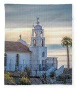 Saint Thomas Yuma Indian Mission - 3 Fleece Blanket