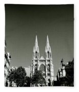 Saint Vincent De Paul Marseille Fleece Blanket