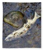 Salmon Run Fleece Blanket