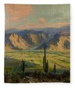Salt River Irrigation Project - Arizona Fleece Blanket