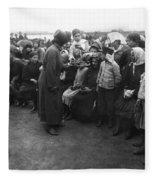 Salvation Army, 1920 Fleece Blanket