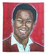 Sam Cooke Fleece Blanket
