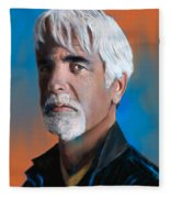Sam Elliott Fleece Blanket